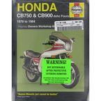 Honda CB700/CB900 Repair Manual - 535