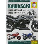Kawasaki EX500/ER500 Repair Manual  - 2052