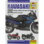 Kawasaki ZX600/ZX750 Repair Manual  - 1780