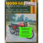 Moto Guzzi Motorcycle Repair Manual  - 339