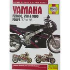 Yamaha Motorcycle Repair Manual  - 2056