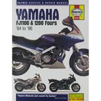 Yamaha FJ1100/1200 Repair Manual - 2057