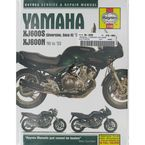 Yamaha XJ600S/XJ600N Repair Manual  - 2145