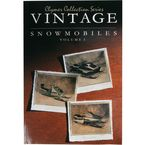 Vintage Snowmobile Service Manual - S820