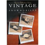 Vintage Snowmobile Service Manual - S821