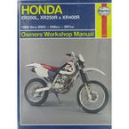 Honda Repair Manual - 2219