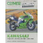 Kawasaki Repair Manual - M469