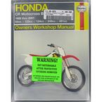 Honda Repair Manual - 2222