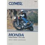 Honda Repair Manual  - M336