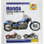 Honda Shadow Repair Manual  - 2312