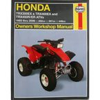 Honda Repair Manual - 2318