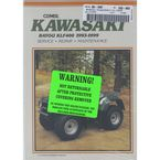 Kawasaki Repair Manual - M467