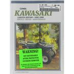 Kawasaki Repair Manual - M470