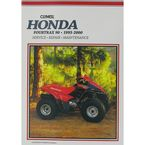 Honda Repair Manual - M433