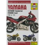 Yamaha Motorcycle Repair Manual - 3702