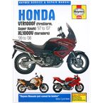 Honda Motorcycle Repair Manual - 3744