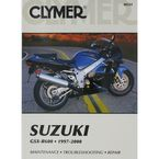 Suzuki Repair Manual - M331
