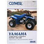 Yamaha Repair Manual - M499