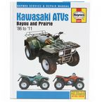 Kawasaki Repair Manual - 2351