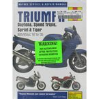 Triumph Motorcycle Repair Manual - 3755