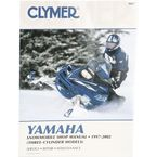 Snowmobile Service Manual - S827