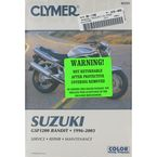 Suzuki Repair Manual - M353