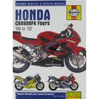 Honda CBR600F4 Repair Manual - 3911