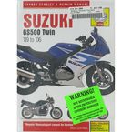 Suzuki GS500 Twin Repair Manual - 3238