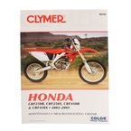 Honda Repair Manual - M352