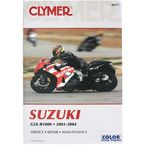 Suzuki GSX-R1000 Repair Manual - M377
