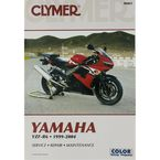 Yamaha YZF-R6 Repair Manual - M461