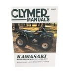 Kawasaki Repair Manual - M465-3