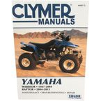 Yamaha Repair Manual - M487-5