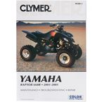 Yamaha Repair Manual - M280-2