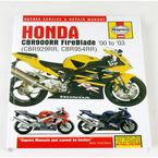 Honda Motorcycle Repair Manual - 4060