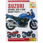 Suzuki Bandit Repair Manual - 3367