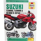Suzuki Motorcycle Repair Manual - 4083