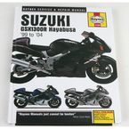 Suzuki GSX1300R Hayabusa Repair Manual - 4184