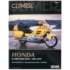 Honda Repair Manual - M507-3
