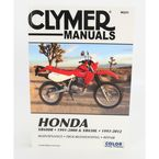Honda Repair Manual  - M221