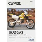 Suzuki Repair Manual - M477-4