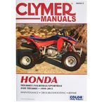ATV Repair Manual - M454-5