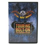 Harley Davidson Touring Bolt-On Performance DVD  - Y0005R