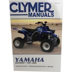 Yamaha Repair Manual - M486-6