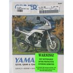 Yamaha Repair Manual - M387
