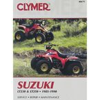 Suzuki Repair Manual - M475