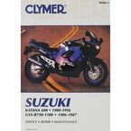 Suzuki Repair Manual  - M383-3