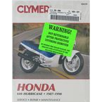 Honda Repair Manual  - M439