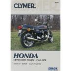 Honda Repair Manual - M341