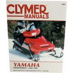 Yamaha Service Manual - S826